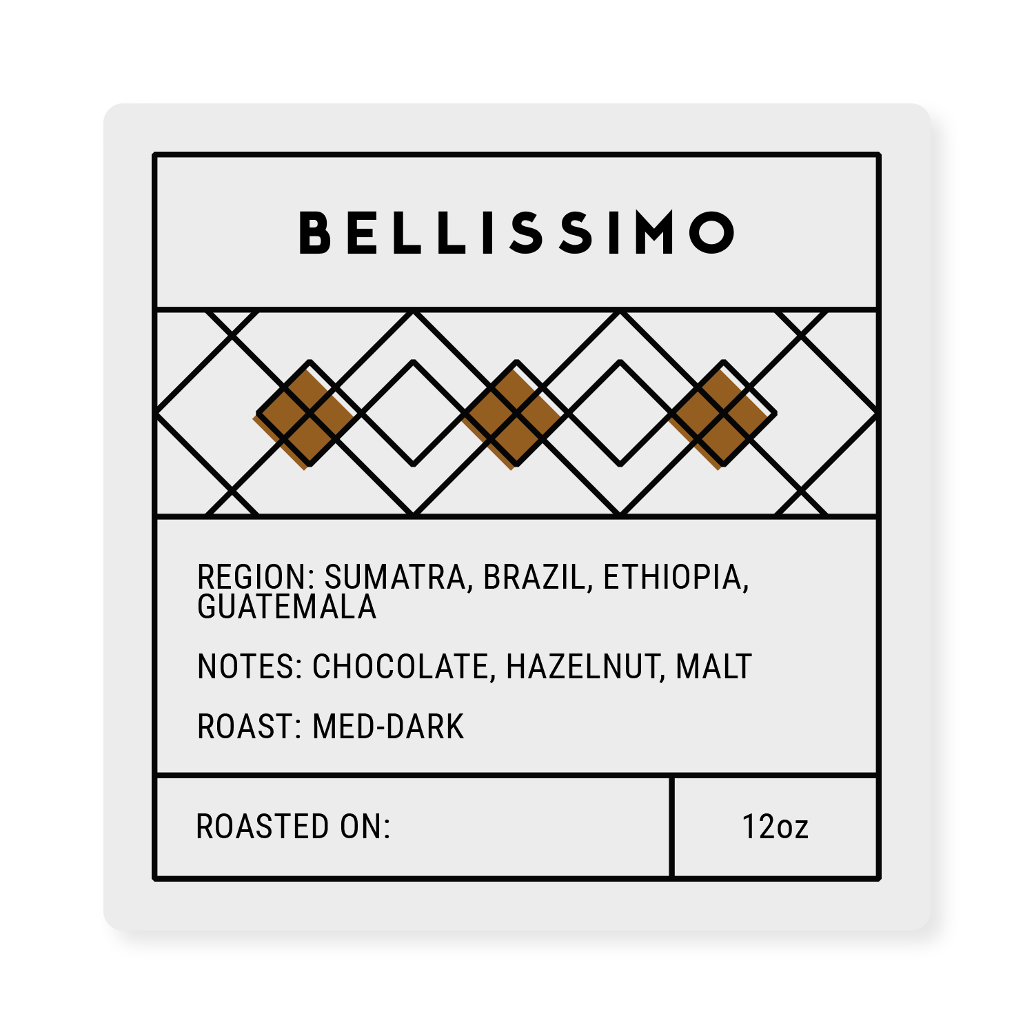 Bello Bellissimo Product Description.