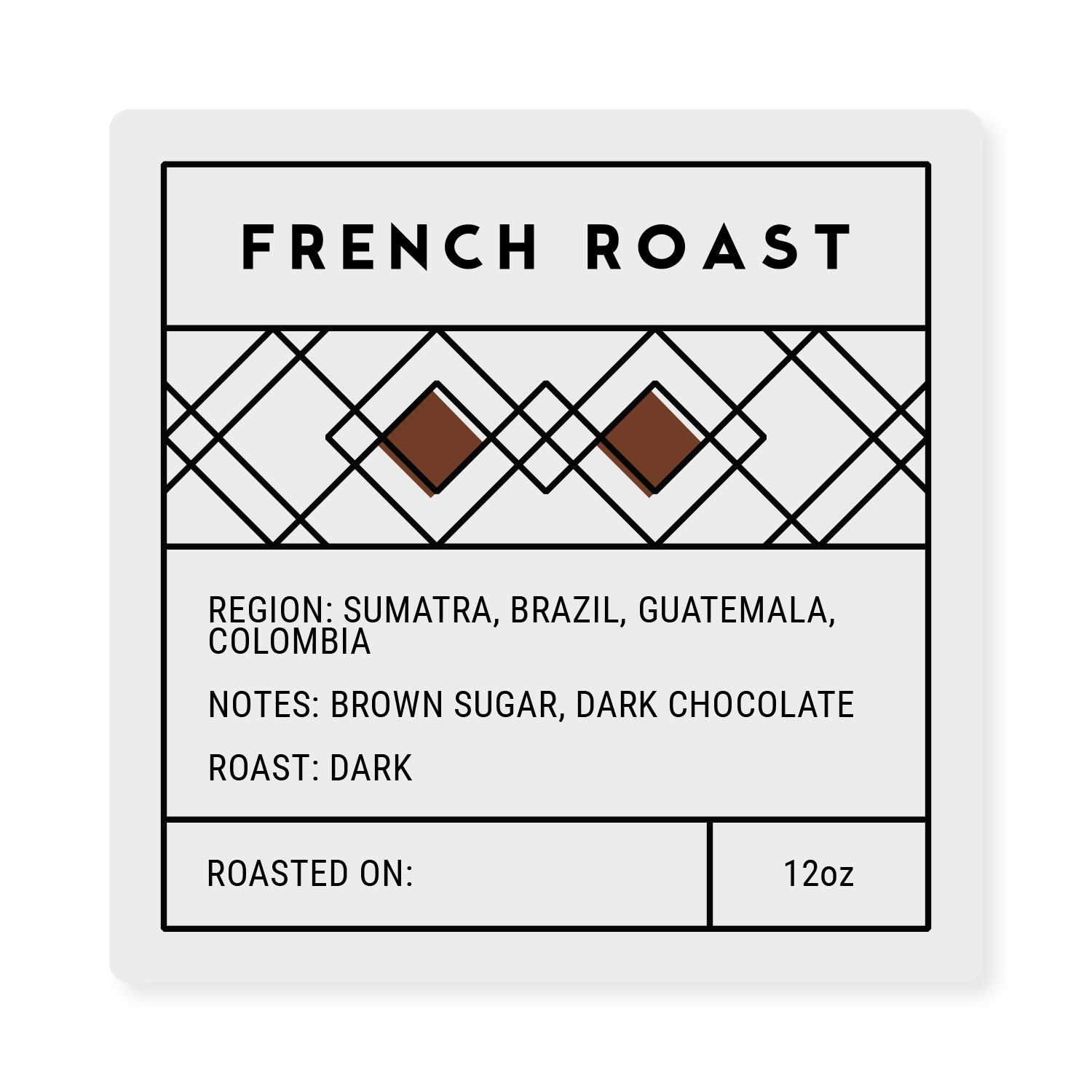 French Roast - Blend