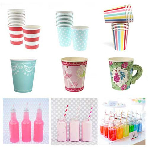 Party Cups & Bottles