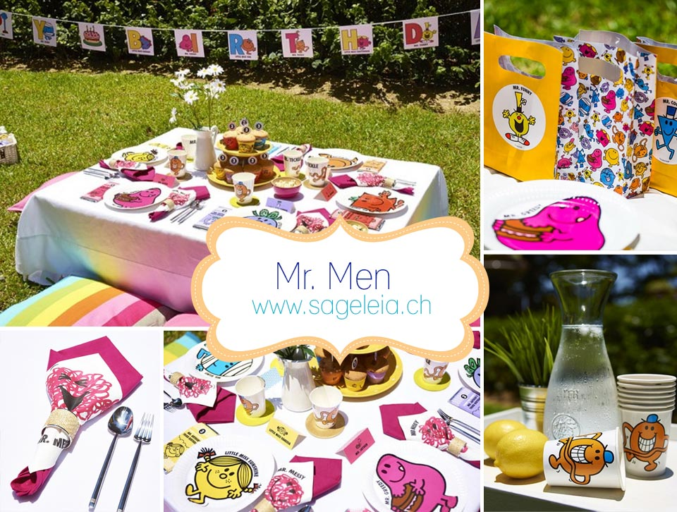 Mr. Men – Sage Leia