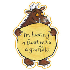 The Gruffalo Pack of 10 Party Invitation Cards & Envelopes