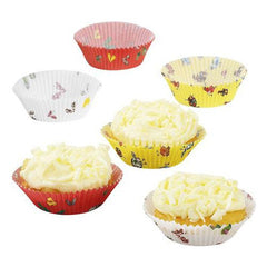 Charlie and Lola Pack of 90 Cupcake Wrappers Liners