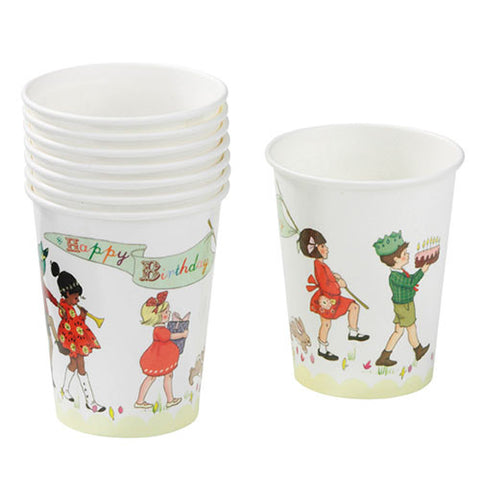 Belle & Boo Pack of 8 Party Beverage Cups