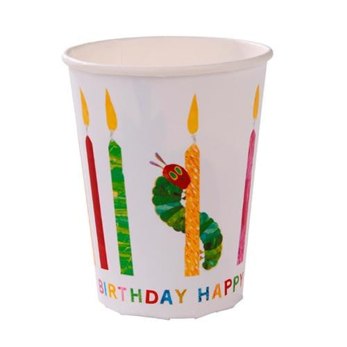 The Very Hungry Caterpillar Pack of 8 Party Beverage Cups