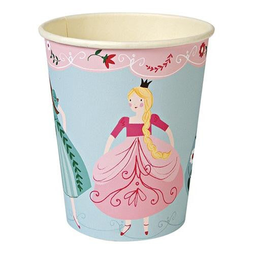 I'm a Princess Pack of 12 Party Beverage Cups 9oz (250ml)
