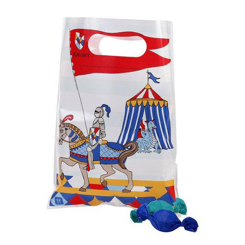 Brave Knight Pack of 8 Favor Treat Bags