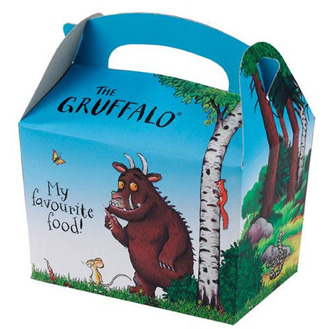 The Gruffalo Pack of 8 Favor Treat Boxes