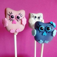 Pack of 25 Cake Pop Lollipop Sticks - 10cm & 15cm