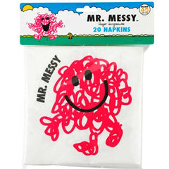 Mr. Men Pack of 20 Party Napkins