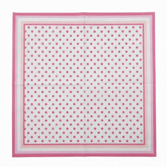 Pink n Mix Polka Dots Pack of 20 Party Napkins
