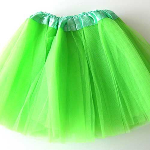 Baby Toddler Girl Apple Green Ballerina Tutu Pettiskit