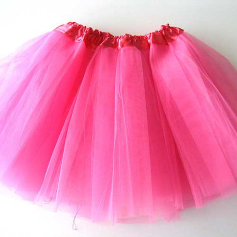 Baby Toddler Girl Hot Pink Ballerina Tutu Pettiskit