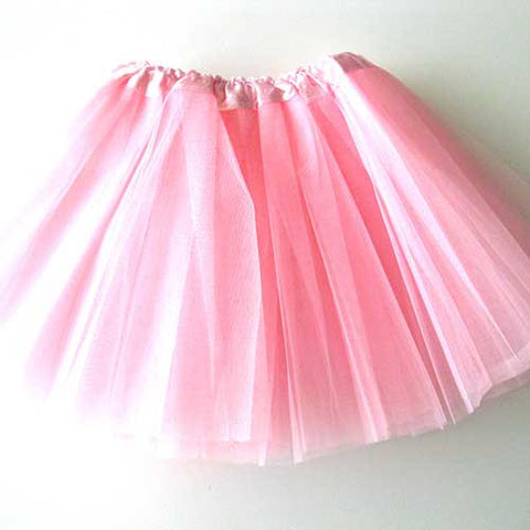 Baby Toddler Girl Light Pink Ballerina Tutu Pettiskit
