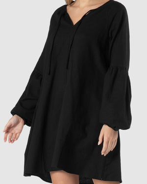 Hilda Dress - Black