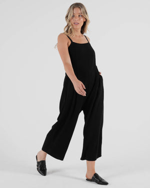 Billie-Kate Jumpsuit - Black