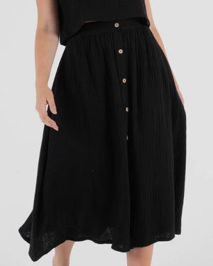 Lulu Skirt - Black