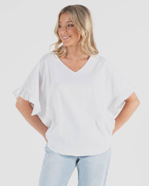 Billie-Kate Top - White