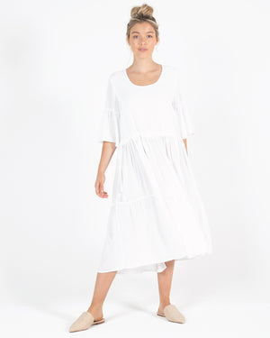 Cher Dress - White