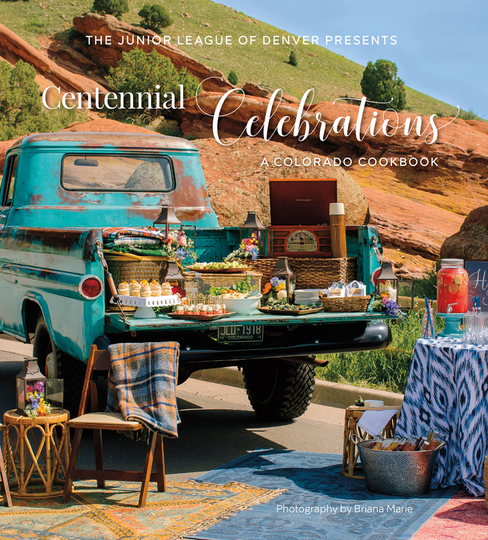 Centennial Celebrations: A Colorado Cookbook