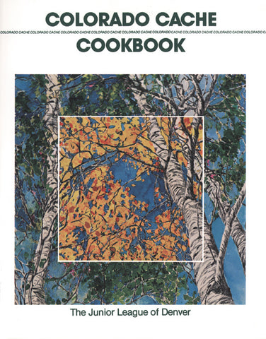 Colorado Cache Cookbook