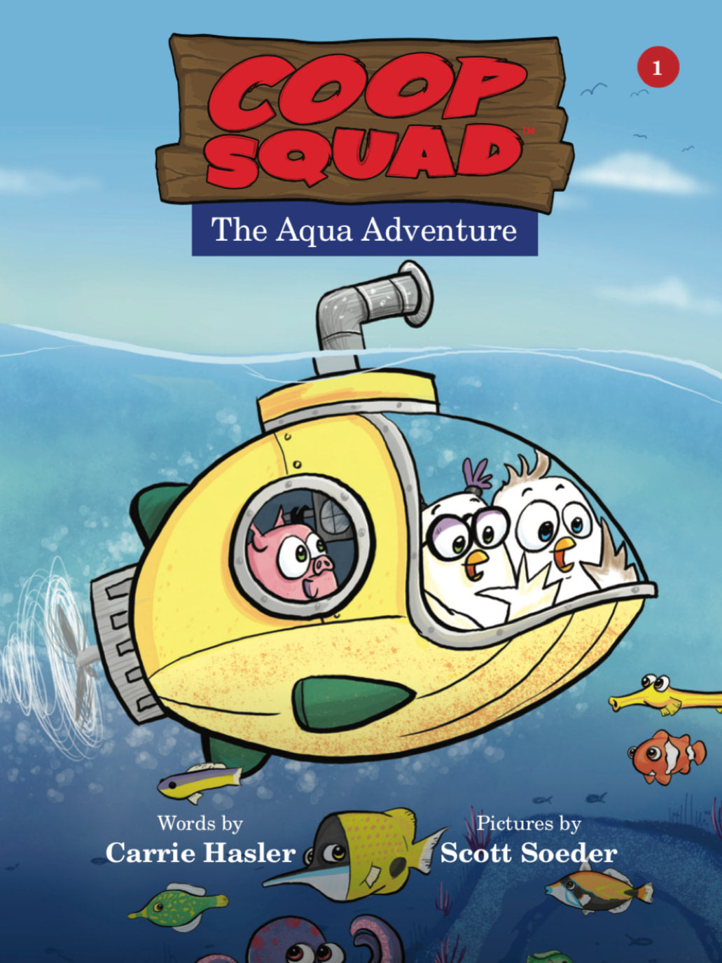Coop Squad: The Aqua Adventure