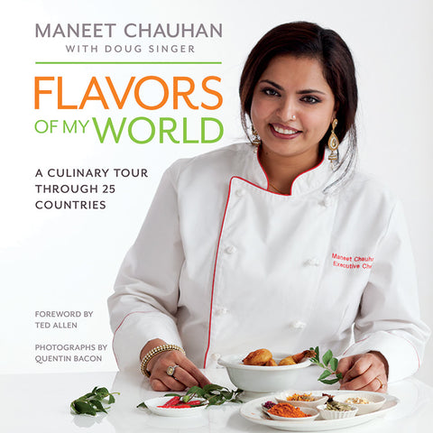 Flavors of My World: A Culinary Tour through 25 Countries