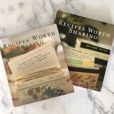 Recipes Worth Sharing Set