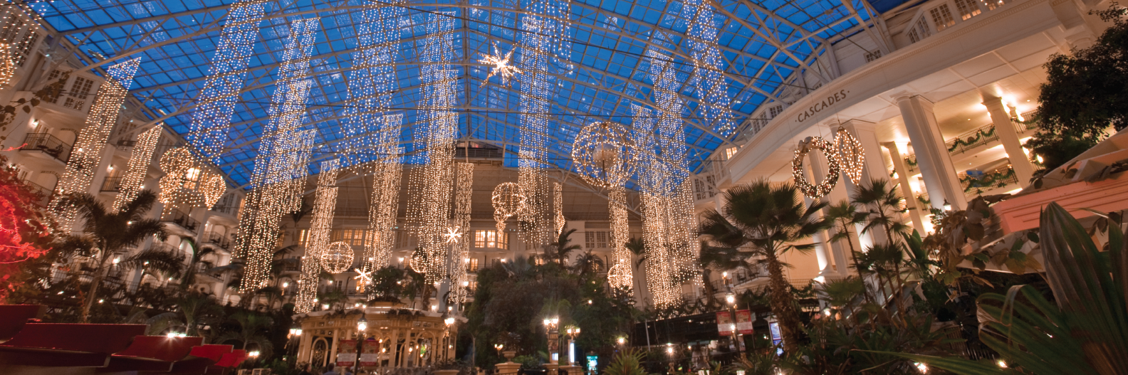 Meet Me At Gaylord Opryland: Storied History and Timeless Images from Nashville's Gaylord Opryland Resort and Convention Center