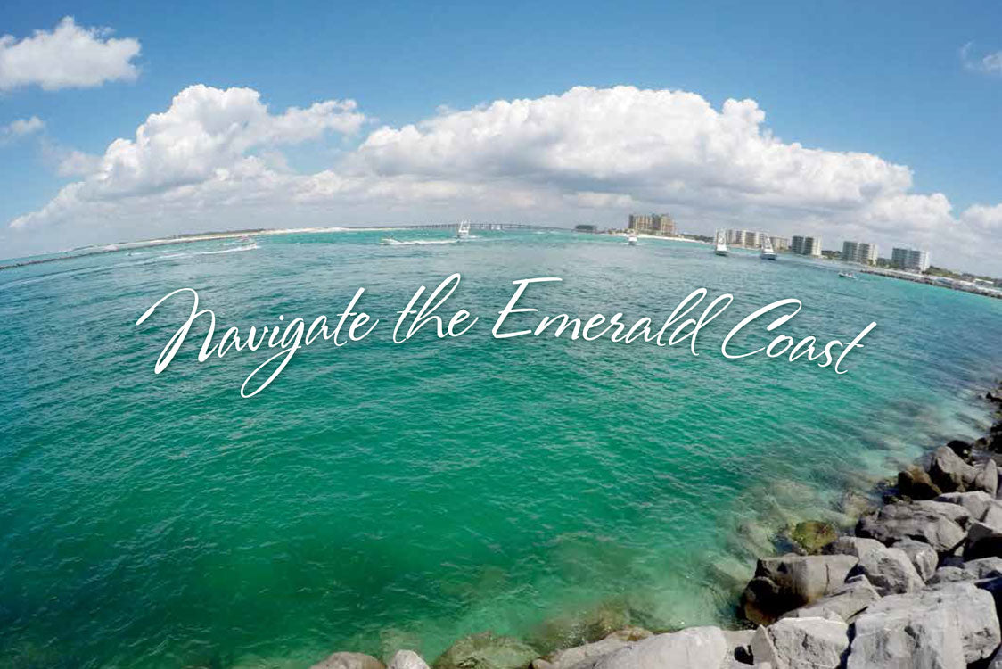 Navigate the Emerald Coast