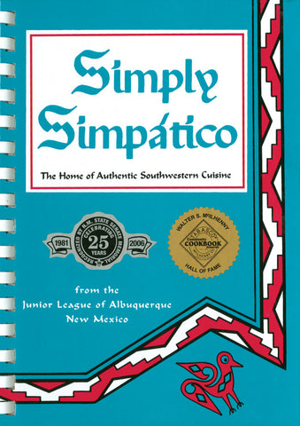 Simply Simpático: The Home of Authentic Southwestern Cuisine