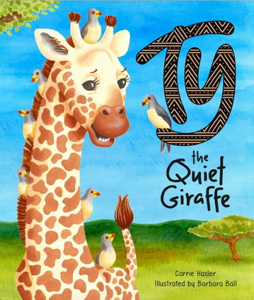 Ty the Quiet Giraffe