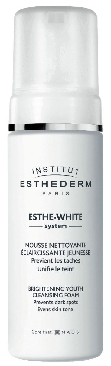 EST038- Esthe-White System Brightening Youth Cleansing Foam 150mLغسول الوجه