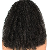Natural Black Tight Curly Lace Front Wig Best Price At Smart Wigs Melbourne VIC
