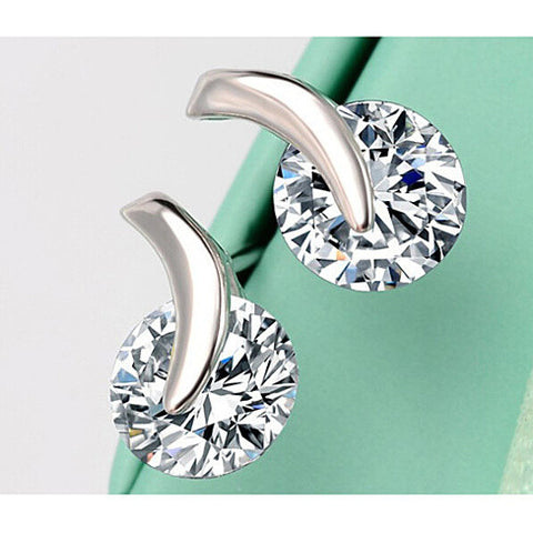 Cutest Little Diamond Earrings