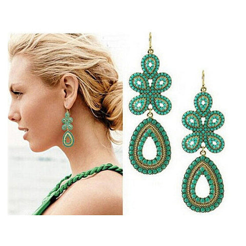 Bohemian summer earring