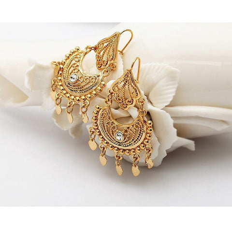 Dhalia earrings