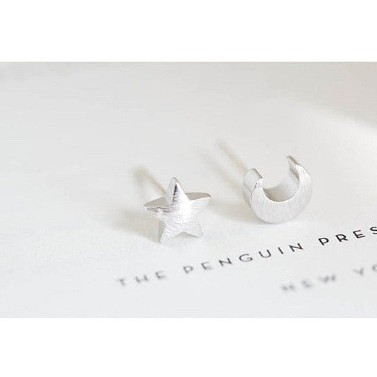 The Star & The Moon earrings