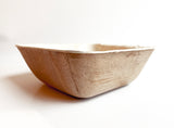 5-Inch Palm Bowls Square Deep 8oz | Environment-Friendly