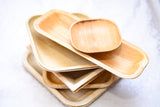 Free Sample Palm Leaf Plates | Disposable Plates @Malurra