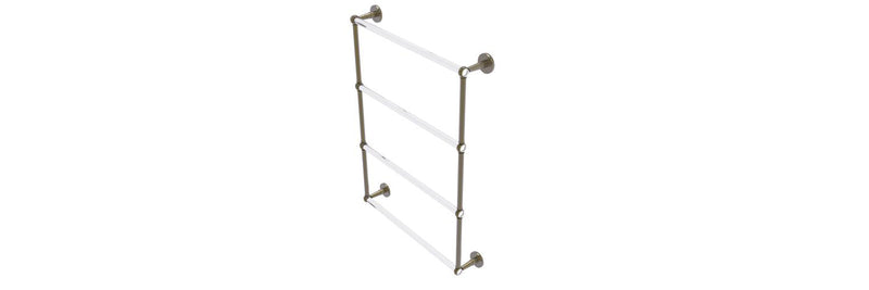 Hang It On A Ladder Towel Bar