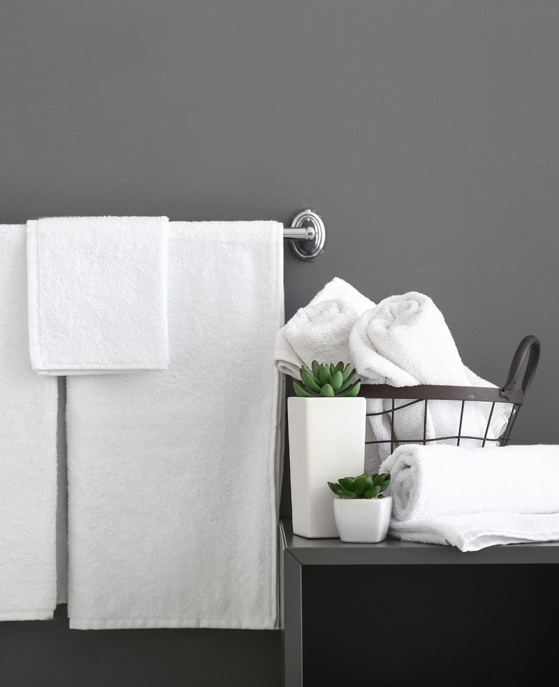 Where To Hang Your Bathroom Towels