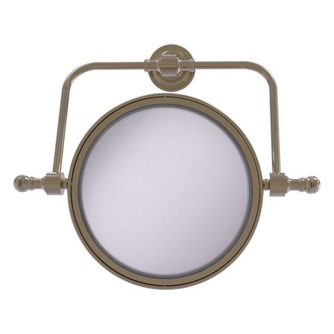 Wall mounted makeup mirror Allied Brass