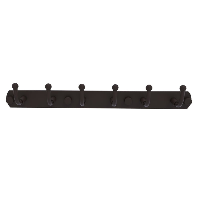 Skyline Collection 6 Position Tie and Belt Rack