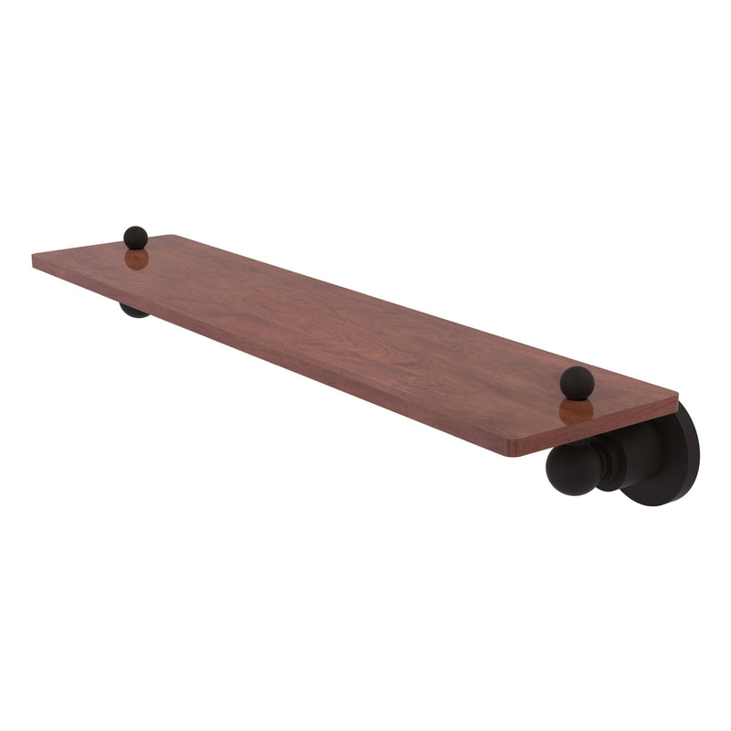 Astor Place Collection Solid IPE Ironwood Shelf
