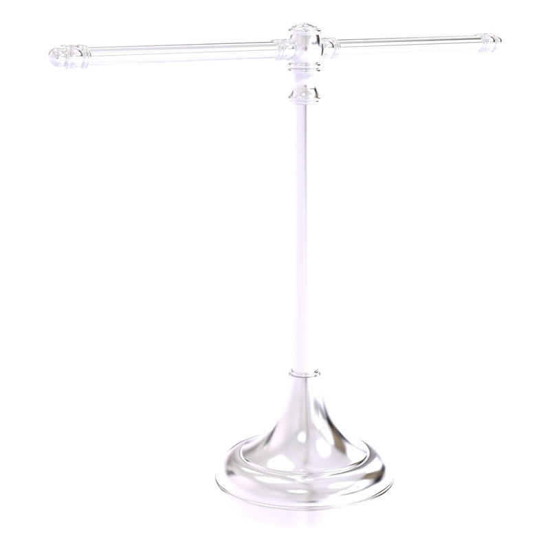 Carolina Crystal Collection Guest Towel Stand