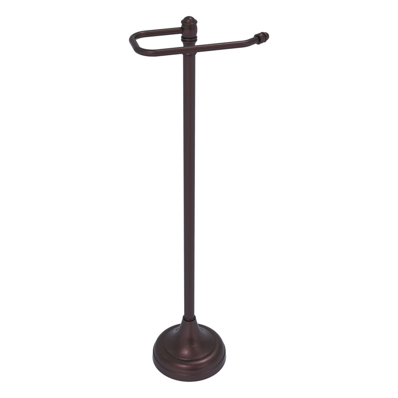 Carolina Collection Free Standing Euro Style Toilet Paper Holder