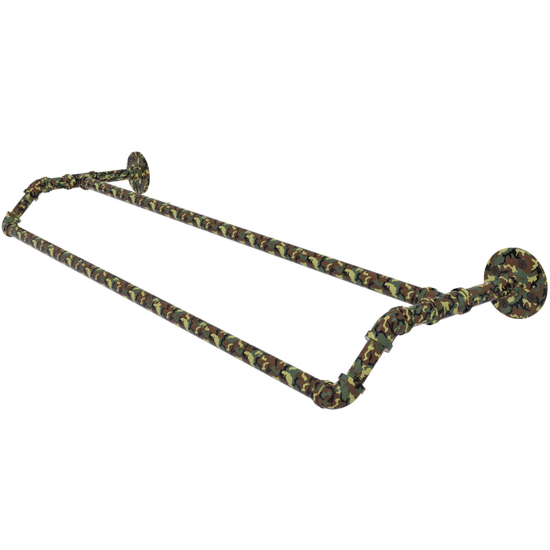 Camo Collection 18 Inch Double Towel Bar