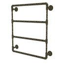 Camo Collection 24 Inch Wall Mounted Ladder Towel Bar