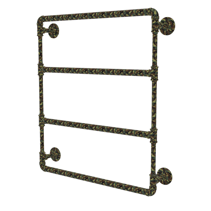 Camo Collection Wall Mounted Ladder Towel Bar
