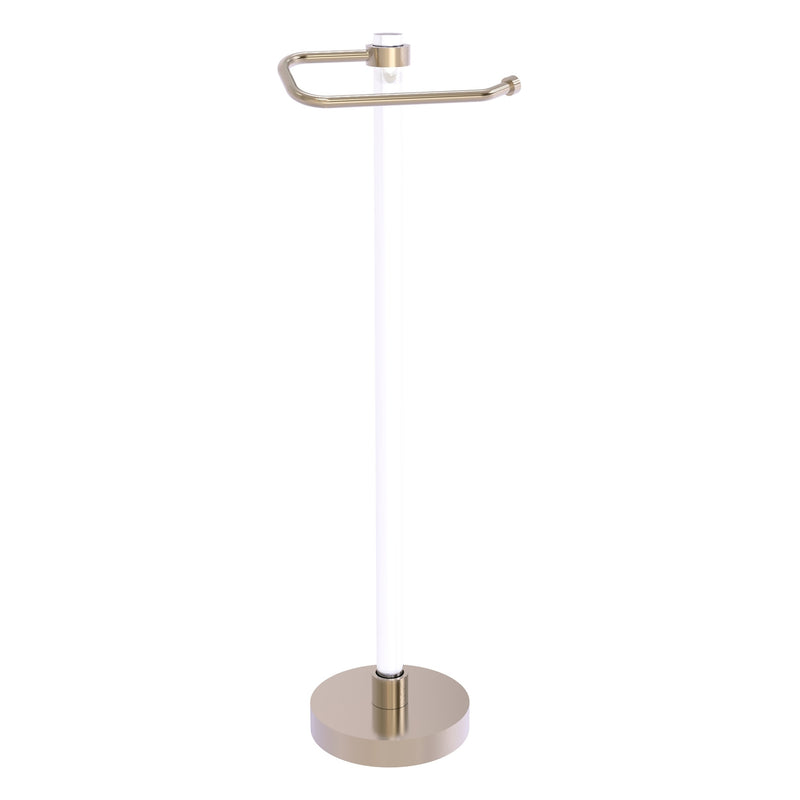 Clearview Collection Euro Style Free Standing Toilet Paper Holder